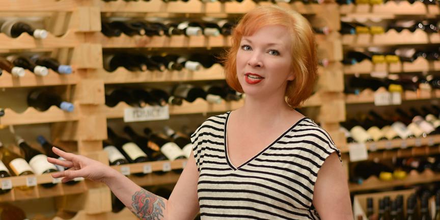 Niesa Granger, Driver's Market wine department