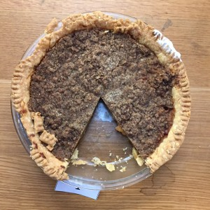 Tula Biederman's Apricot Pie -- a family recipe!