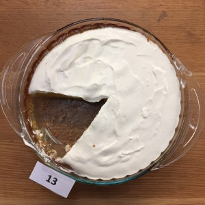 Elegant Chai Pumpkin Pie by Trey Jalbert.