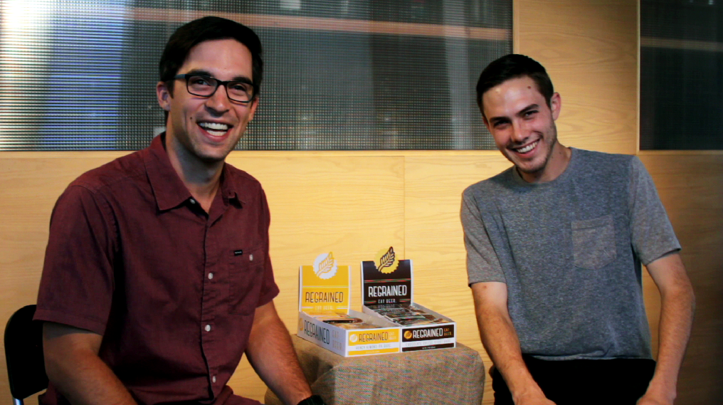 Daniel Kurzrock and Jordan Schwartz