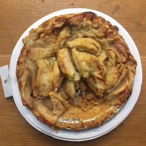 Apple Pie by Tim McEnery. Delicious!